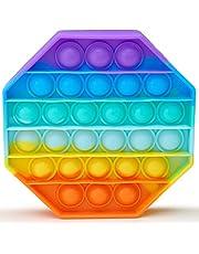 APPSOLS Pop it Fidget Toys, giocattoli per bambini, giocattoli per bambini, giocattoli da figure popit, regali di Pasqua, giocattoli per bambini, antistress popet