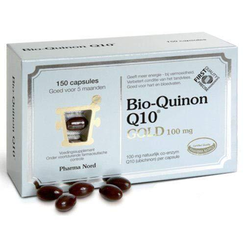 Pharma Nord | Bio-Ubiquinol Active QH 30mg - 150 caps | 1 x 150 Capsule (UK)