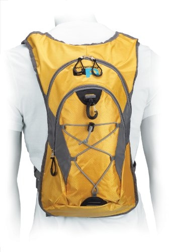 Ultimate Performance 3L Hydration Pack - Marron