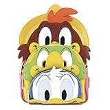 Loungefly x Disney Three Caballeros Mini Backpack (One Size, Multi)