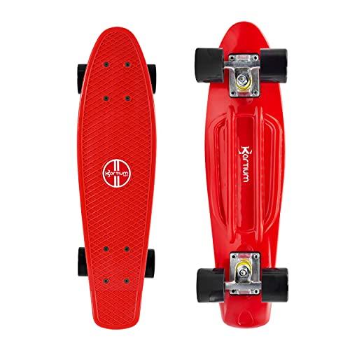 Skateboards Complete 22 Inch, Plastic Mini Cruiser...
