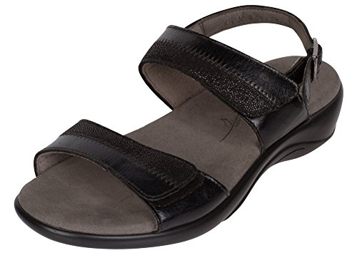 SAS Women's, Nudu Sandal Midnight 8 WW
