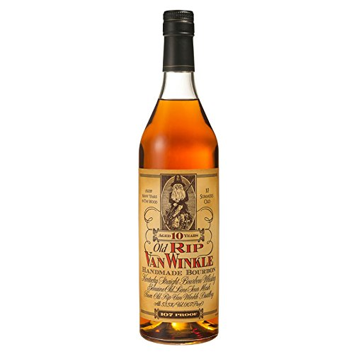 Old Rip Van Winkle - 107 Proof - 10 Jahre alter Whisky