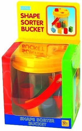 megcos Shape Sorter Bucket by Navystar (English Manual)