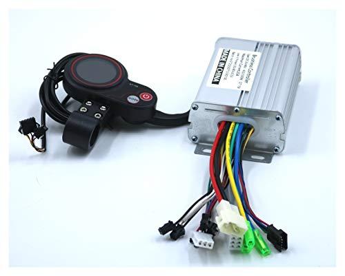 JXXXJS Controlador de scooter eléctrico eléctrico de 36V / 48V / 52V...