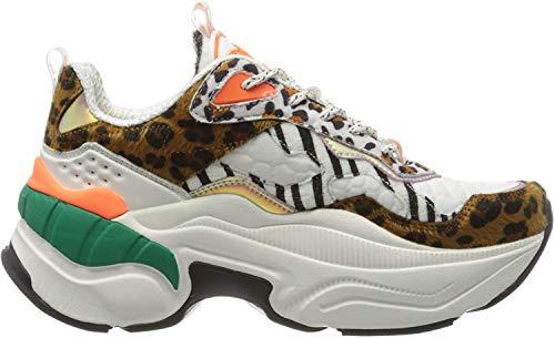 Buffalo Fierce P1, Sneaker a Collo Alto Donna, Multicolore (Multi 000), 40 EU