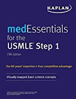 medEssentials for the USMLE Step 1: Visually mapped basic science concepts (USMLE Prep)