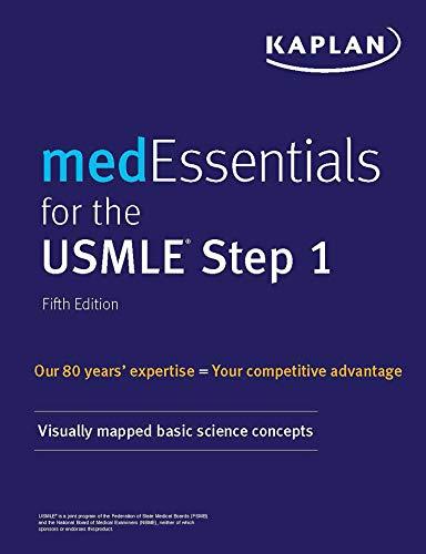 MedEssentials for USMLE Step 1 (USMLE Prep)
