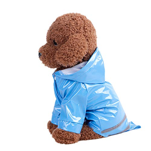 Chickwin Chubasquero Impermeable para Perros
