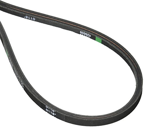 Husqvarna 532196853 Belt.Drive.FGD. Outdoor Products Spare Part, Black