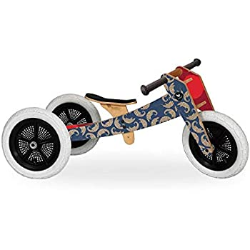 Wishbone Bike Endangered Species 3in1 Pangolin, Quality Convertible Balance Bike, Ages 12 months to 5 years, Boys and Girls