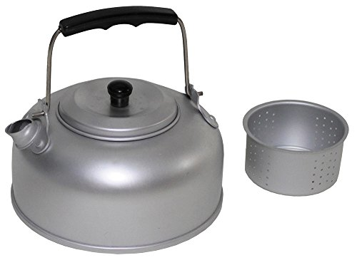 Fox outdoor - Kettle with strainer