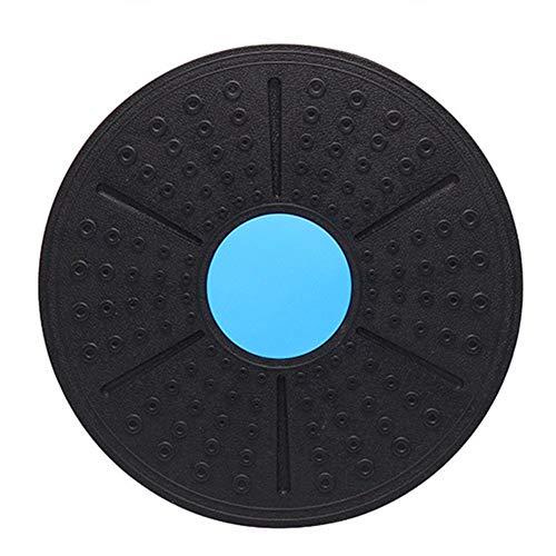 BCCDP Plataforma de Equilibrio,Ø 36 cm,Tabla de Equilibrio/Disco de Equilibrio Antideslizante La Bola del Balance de Entrenador para Entrenar Equilibrio