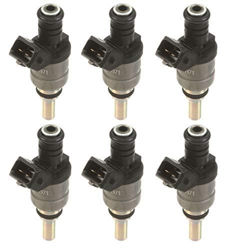 New Set of 6 VDO Fuel Injectors for BMW E36 E39 E46 E60 E83 E85