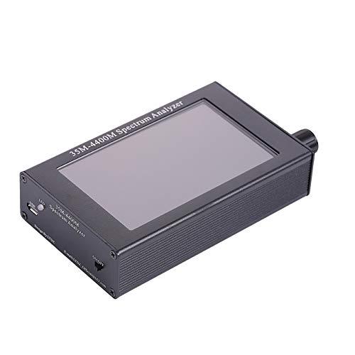 Lynn LCD 35M-4400M Einfacher Hand Spektrumanalysator Tester Testsignalgenerator Messung des Interphone-Signals