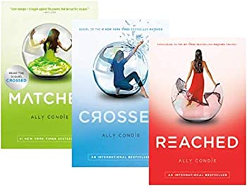 Matched Book Series - Complete Trilogy