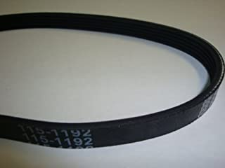 OEM Toro Snowthrower Drive Belt for 1800 Power Curve 38381