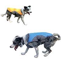 topmodelss 犬用 冷却ベスト 犬用 ひんやり タンクトップ お散歩 熱中症対策 暑さ対策 冷感 ベスト 夏 涼しい クール シャツ お出かけ 訓練 ペット服 犬服 夏服 ペット用品