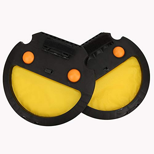 Alomejor Throw Game Set Squap Fangballspiel Ballspiel für Kinder EIN tolles Spiel um draußen zu Spielen(Schwatz)