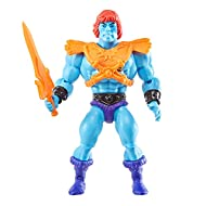 Masters of the Universe Origins 5.5-in Action Figures, Battle Figures for Storytelling Play and Disp...