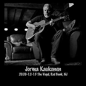 2020-12-13 the Vogel, Red Bank, NJ (Live)