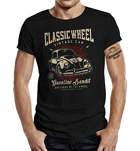 Classic T-Shirt: Vintage Car XL