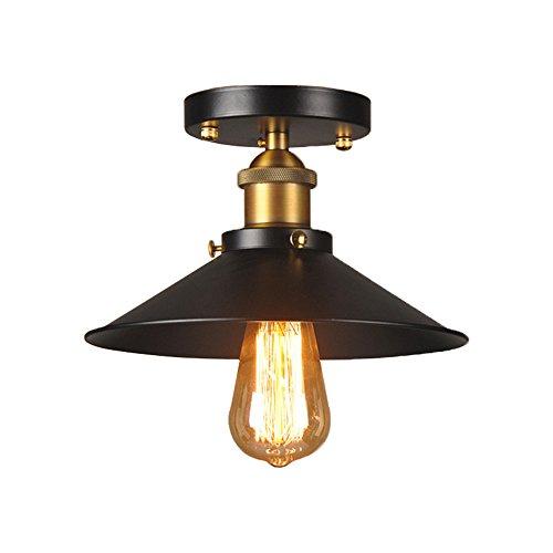 Abdecken Alt Deckenleuchten Edison Einfassung Classic Jahrgang Decke Lampe Leuchten Retro Stil KÜChe Regale Röhren Vorhalle Metalllampen Schirm Deckenleuchten (keine Glühbirne)
