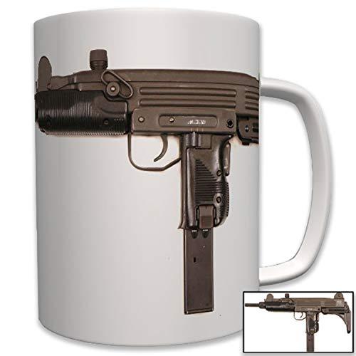 UZI MP eléctrica pistola–Taza Café # 6307