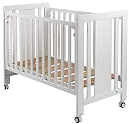 Interbaby Cuna Moonet Premium Interbaby Color Blanco 13.9 Kg, 124x64x93 cm