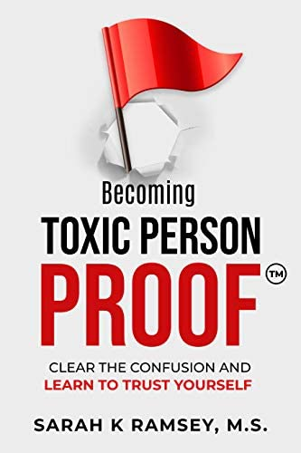 Becoming Toxic Person Proof product image