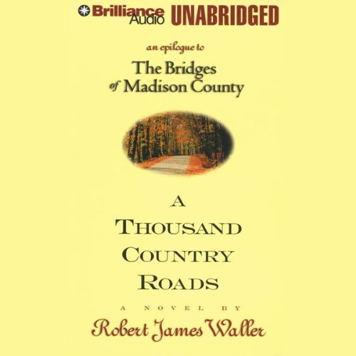 A Thousand Country Roads audiobook cover art
