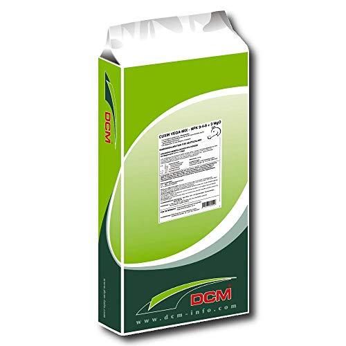cuxin–DCM Vega de Mix 25g–Abono fertilizante especial Césped para caballos mimbre