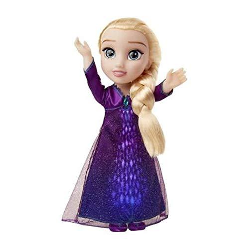 Elsa que Canta e com Vestido de Luz, Mimo Brinquedos