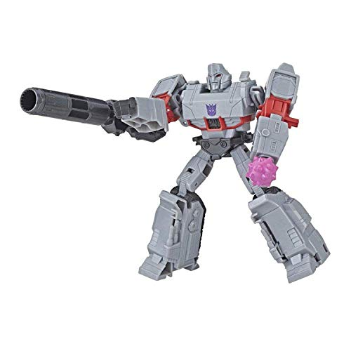 Transformers Cyberverse Action Attackers Warrior Figur Megatron