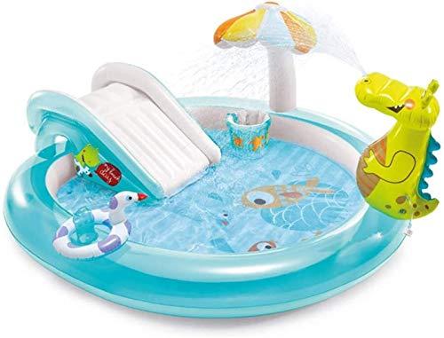 Giocattoli gonfiabili delle tappetini dell'acqua, giocattoli gonfiabili del gioco per età 2+, spruzzatore gonfiabile Spruzzatore di spruzzata per i bambini, divertimento della fontana del cortile fred