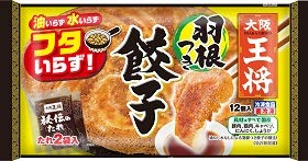 大阪王将 羽根つき餃子 12個入×20袋