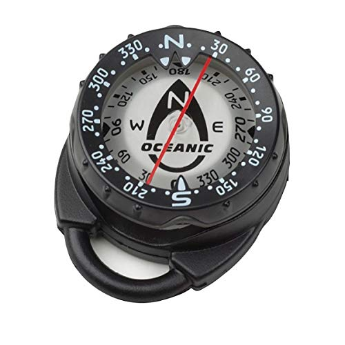 Oceanic Side Scan Compass Module w/Clip Mount