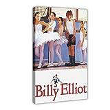Filmposter Billy Elliot Leinwand Poster Schlafzimmer Dekor