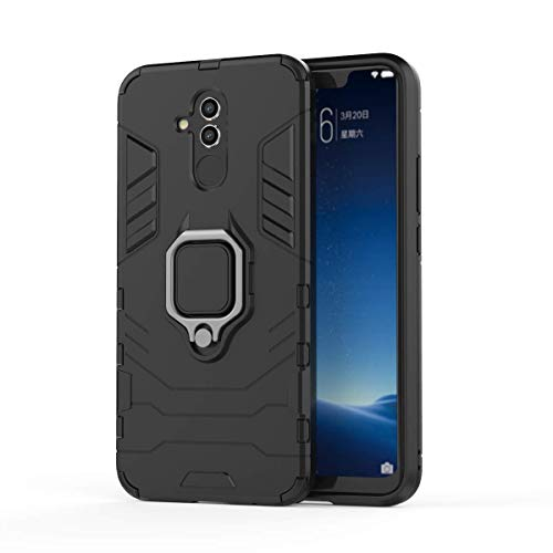 Saceebe Compatible avec Huawei P10 Coque Clear View Miroir Coque Cuir Housse Etui Luxe Flip Cover Portefeuille Magn/étique Support /à Rabat Antichoc T/él/éphone Portable,Or Rose