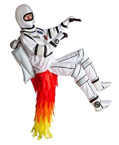 Disfraz de Astronauta Cohete - Hombre, L