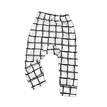 Weixinbuy Toddler Boys Girls Cozy PP Pants Autumn Trousers