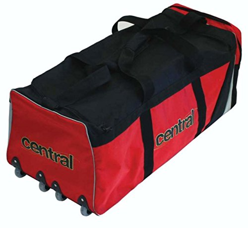 Central Large Portable Storage Holdall Multi-sports Equipment Wheeled Carry Bag