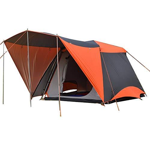 LCSD Zelte Orange Outdoor Automatisches...
