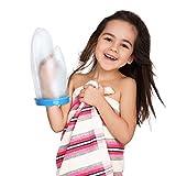 Protezione gesso impermeabile per braccio, Haofy cast cover borsa in doccia per bambini, riutilizzabile protettore bendaggio per lesioni alle mani, ai polsi, alle palme e alle dita, ustioni, spezzate