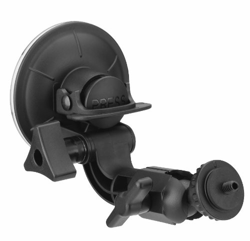 Sony's Proforma PFVCTSC1 Suction Cup Mount for SONY Action Cam,  (Black)