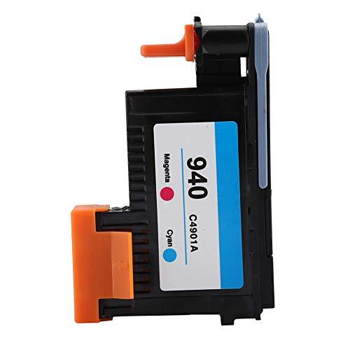 Druckkopf - Austausch der Druckkopf-Tintenpatrone Kompatibel mit HP940 C4900A C4901A für 8000 8500 Series 1PC(Magenta cyan)
