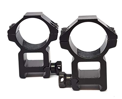 attacchi per ottica carabina aria compressa da 22mm per slitta weaver anelli da 30 mm per OTTICA CARABINA ARIA COMPRESSA attacco CANNOCCHIALE 4x20 4x32 3-9x40