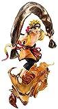 Naruto Anime Doll Nine Tails & amp Uzumaki Naruto Gem Fengshen Naruto Thor Thor Sasuke Escultura Estatua Estatua Figura Figura Modelo Figura Figura 20cm Altura-B