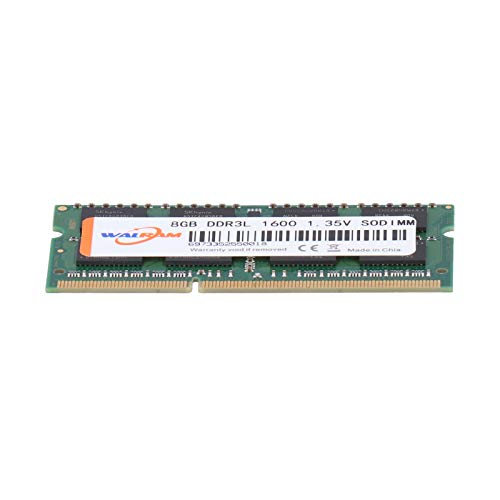 ZHANGGUOHUA-zhuanyi WALRAM Memory Module Green For Intel/AMD Laptop Part 1600mhz PC3L-12800 1.35V 204PIN8GB 1