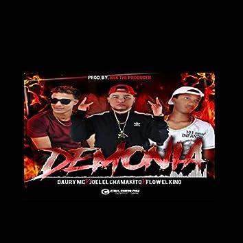 Demonia (feat. Jflow el King & Daury Mc)